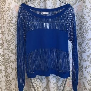 NEW Net Pacsun Top